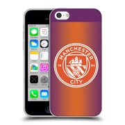 Official Manchester City Man City Fc Badge Kit 2016/17 Third Soft Gel Case For Apple Iphone 5C
