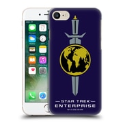 Official Star Trek Mirror Universe Badges Ent Terran Empire Hard Back Case For Apple Iphone 7