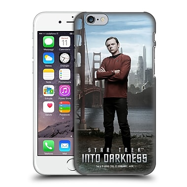 Official Star Trek Characters Into Darkness Xii Scotty Hard Back Case For Apple Iphone 6 / 6S