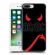 Official Ac/Dc Acdc Iconic Horns And Tail Hard Back Case For Apple Iphone 7 Plus