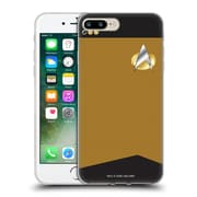 Official Star Trek Uniforms And Badges Tng Lieutenant Commander Soft Gel Case For Apple Iphone 7 Plus