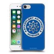 Official Star Trek Starfleet Academy Logos Science Hard Back Case For Apple Iphone 7
