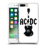 Official Ac/Dc Acdc Iconic Lead Guitar Hard Back Case For Apple Iphone 7 Plus