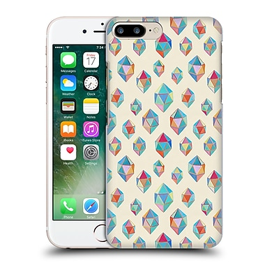 Official Micklyn Le Feuvre Patterns Floating Gems Hard Back Case For Apple Iphone 7 Plus