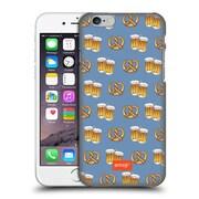 Official Emoji Oktoberfest Beer And Pretzel Hard Back Case For Apple Iphone 6 / 6S