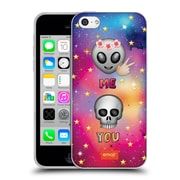 Official Emoji Space Me And You Soft Gel Case For Apple Iphone 5C