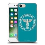 Official Star Trek Starfleet Academy Logos Medical Soft Gel Case For Apple Iphone 7