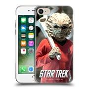 Official Star Trek Keenser Reboot Xi Wrench Soft Gel Case For Apple Iphone 7