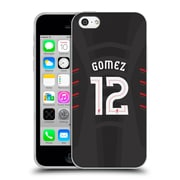 Official Liverpool Football Club Players Away Kit 16/17 Group 2 Gomez Soft Gel Case For Apple Iphone 5C
