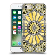 Official Micklyn Le Feuvre Patterns 3 Sunny Yellow Radiant Watercolour Hard Back Case For Apple Iphone 7
