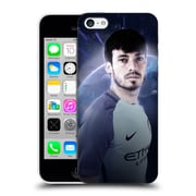 Official Manchester City Man City Fc Power Players Silva Hard Back Case For Apple Iphone 5C