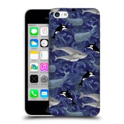 Official Micklyn Le Feuvre Patterns Giants In Purple Hard Back Case For Apple Iphone 5C