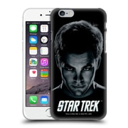 Official Star Trek Characters Reboot Xi Captain Kirk Hard Back Case For Apple Iphone 6 / 6S