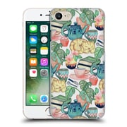 Official Micklyn Le Feuvre Patterns 2 Lazy Afternoon A Chalk Pastel Illustration Hard Back Case For Apple Iphone 7