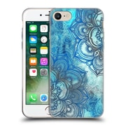 Official Micklyn Le Feuvre Mandala 3 Lost In Blue A Daydream Made Visible Soft Gel Case For Apple Iphone 7
