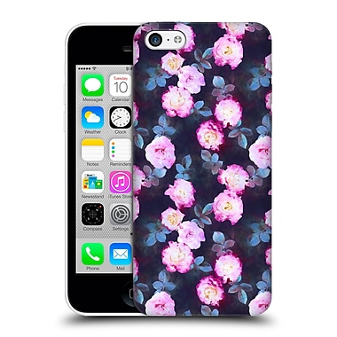 Official Micklyn Le Feuvre Florals 2 Twilight Roses Hard Back Case For Apple Iphone 5C