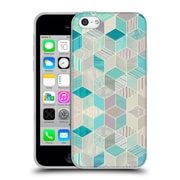 Official Micklyn Le Feuvre Hexagon Patterns Vacation Patchwork Soft Gel Case For Apple Iphone 5C