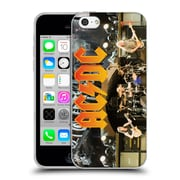 Official Ac/Dc Acdc Group Photo Concert Soft Gel Case For Apple Iphone 5C