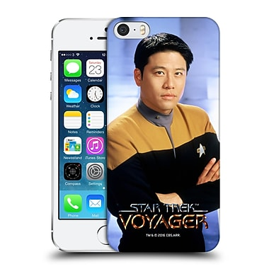 Official Star Trek Iconic Characters Voy Harry Kim Hard Back Case For Apple Iphone 5 / 5S / Se