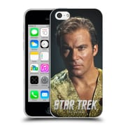 Official Star Trek Captain Kirk Mirror Soft Gel Case For Apple Iphone 5C