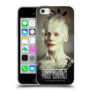 Official Star Trek The Borg First Contact Tng Queen Soft Gel Case For Apple Iphone 5C