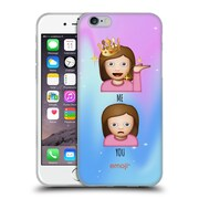 Official Emoji So Sassy Me Vs You Soft Gel Case For Apple Iphone 6 / 6S