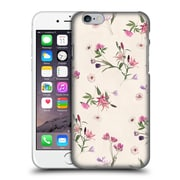 Official Micklyn Le Feuvre Florals Scattered Hard Back Case For Apple Iphone 6 / 6S