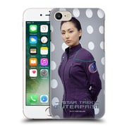 Official Star Trek Iconic Characters Ent Hoshi Sato Hard Back Case For Apple Iphone 7