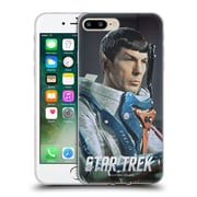 Official Star Trek Spock Space Suit Soft Gel Case For Apple Iphone 7 Plus