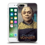 Official Star Trek Tuvix Voy Combined Uniform Soft Gel Case For Apple Iphone 7 Plus