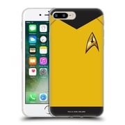 Official Star Trek Uniforms And Badges Tos Command Soft Gel Case For Apple Iphone 7 Plus