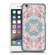 Official Micklyn Le Feuvre Mandala Fancy Soft Blue Hard Back Case For Apple Iphone 6 / 6S