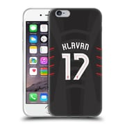Official Liverpool Football Club Players Away Kit 16/17 Group 1 Klavan Soft Gel Case For Apple Iphone 6 / 6S