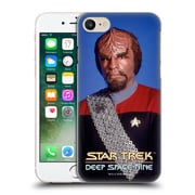 Official Star Trek Iconic Characters Ds9 Worf Hard Back Case For Apple Iphone 7