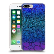 Official Micklyn Le Feuvre Patterns 3 Purple Paisley Hard Back Case For Apple Iphone 7 Plus