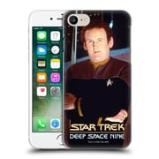 Official Star Trek Iconic Characters Ds9 Miles O'Brien Hard Back Case For Apple Iphone 7