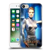 Official Star Trek Iconic Characters Voy Seven Of Nine Hard Back Case For Apple Iphone 7