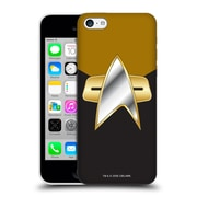 Official Star Trek Uniforms And Badges Ds9 Operations Hard Back Case For Apple Iphone 5C