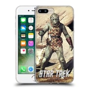 Official Star Trek Gorn Captain Tos Dagger Soft Gel Case For Apple Iphone 7 Plus
