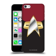 Official Star Trek Uniforms And Badges Ds9 Command Hard Back Case For Apple Iphone 5C