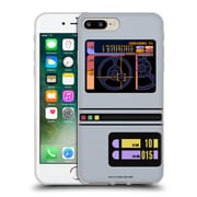 Official Star Trek Gadgets Tng Padd Soft Gel Case For Apple Iphone 7 Plus