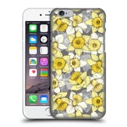 Official Micklyn Le Feuvre Florals Daffodil Daze Hard Back Case For Apple Iphone 6 / 6S