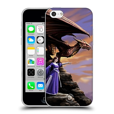 Official Anne Stokes Dragons 2 Sentinel Soft Gel Case For Apple Iphone 5C