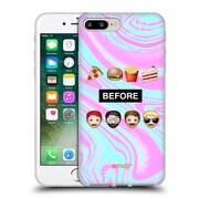 Official Emoji So Sassy Food Soft Gel Case For Apple Iphone 7 Plus