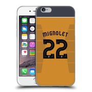 Official Liverpool Football Club Players Away Kit 16/17 Group 1 Mignolet Soft Gel Case For Apple Iphone 6 / 6S
