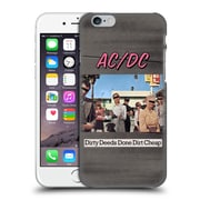 Official Ac/Dc Acdc Album Cover Dirty Deeds Done Dirty Cheap Hard Back Case For Apple Iphone 6 / 6S