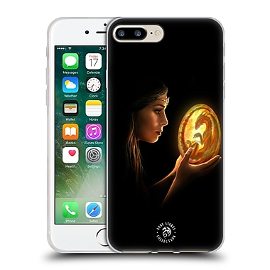 Official Anne Stokes Dragons 2 Beginnings Soft Gel Case For Apple Iphone 7 Plus
