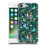 Official Micklyn Le Feuvre Patterns 5 Gnome Family Love Hard Back Case For Apple Iphone 7