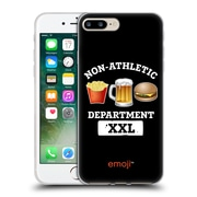 Official Emoji Food Non Athletic Soft Gel Case For Apple Iphone 7 Plus