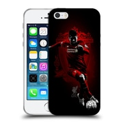 Official Liverpool Football Club Red Pride Firmino Soft Gel Case For Apple Iphone 5 / 5S / Se